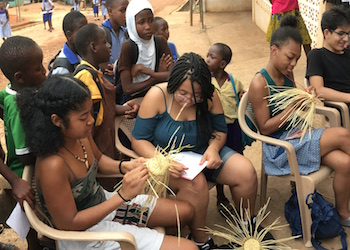 Baltimore Art Students Take Part In Eye-Opening Trip To Ghana