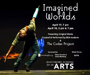 Imagined Worlds come to life at BSA in third annual all-arts festival