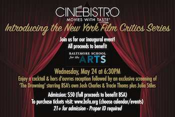 CinéBistro Hosts Fundraiser to Benefit BSA