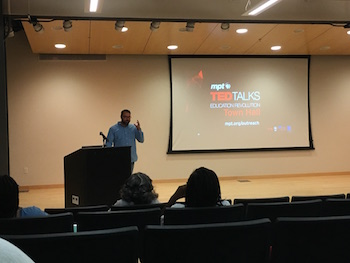 BSA's Tom Askey Gives TED Talk